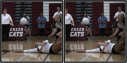 Clear Falls Knights at Clear Creek Wildcats, League City, Texas 2012.09.11 | by fossilmike