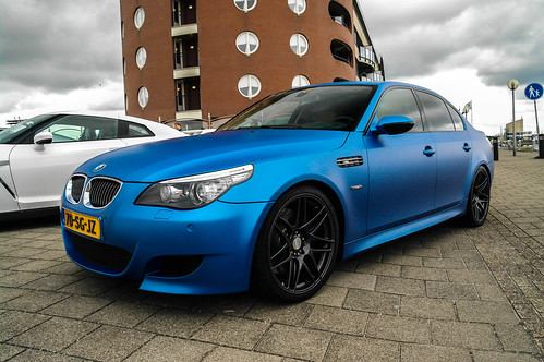 Bmw M5 E60 Another Photo Of The Supercar Boulevard Tour