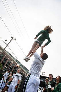 PSU Alumni tailgate 9/15/12 | by Portland State University Official Flickr Site