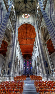 St Vulfran's church, Abbeville | by CdL Creative