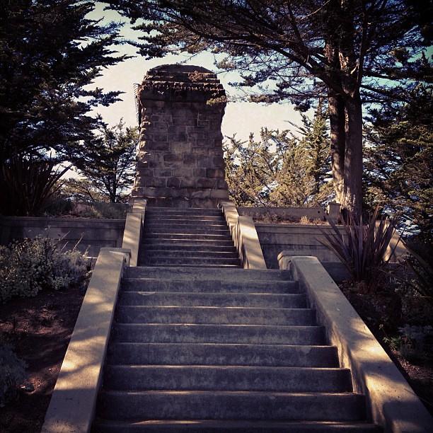 mt olympus, where adolph #sutro's triumph of light statue … | flickr