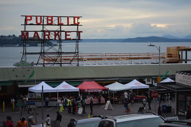 Seattle, August 2016
