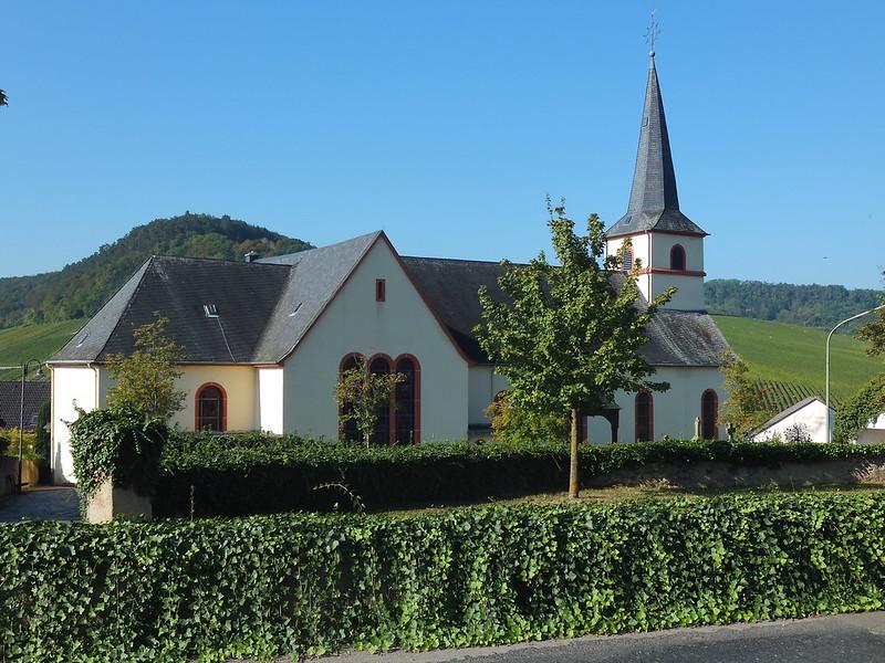 Pfarrkirche St. Martin Nittel