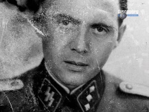 Josef Mengele in Brazil:
