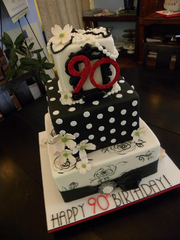 1940 S Birthday Cake Celebrating A Wonderful Woman S
