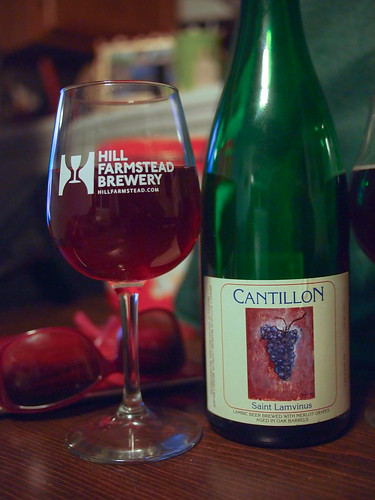 Cantillon Saint Lamvinus 2011 | by AdamChandler86