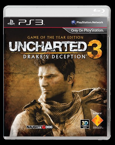 Uncharted 3: Drake's Deception Game Of The Year Edition | by PlayStation Europe