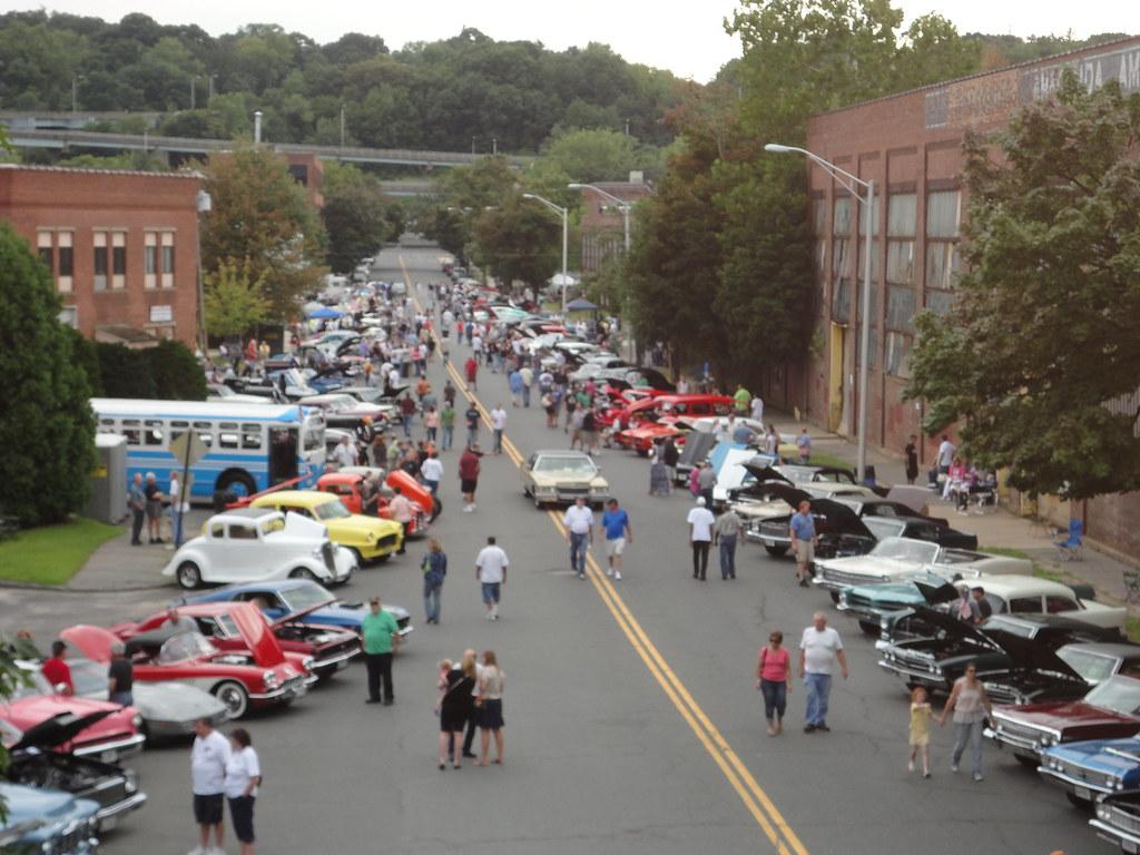 Waterbury Car Show