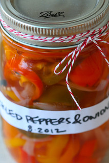 Pickled Peppers and Onions jar 1 | by jess.t