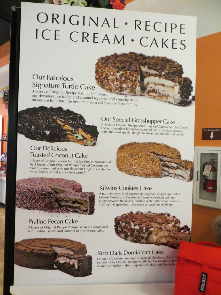 Ice Cream Cakes Vernon Bc