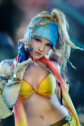 RIKKU | by black_eyes