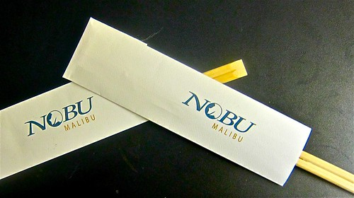 Nobu logo | by jayweston@sbcglobal.net