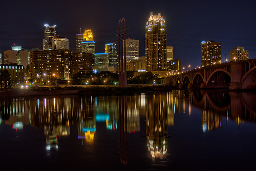 Minneapolis Reflection 2 | by Photomatt28
