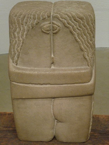 Description: Image result for The Kiss by Constantin Brancusi