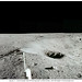 Apollo 11: East Crater Panorama