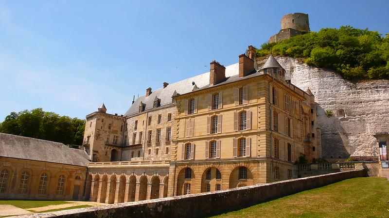 Château de la Roche-Guyon III
