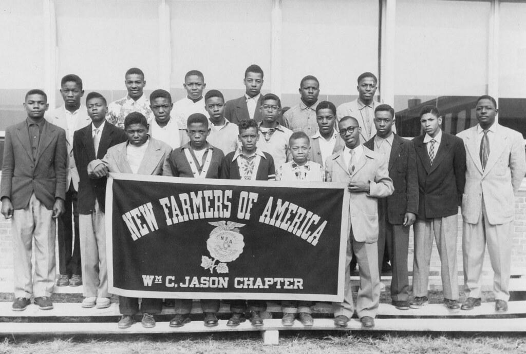 New Farmers of America | William C. Jason School New Farmers… | Flickr