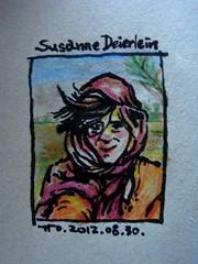 Susanne Deierlein by Heanu Kang