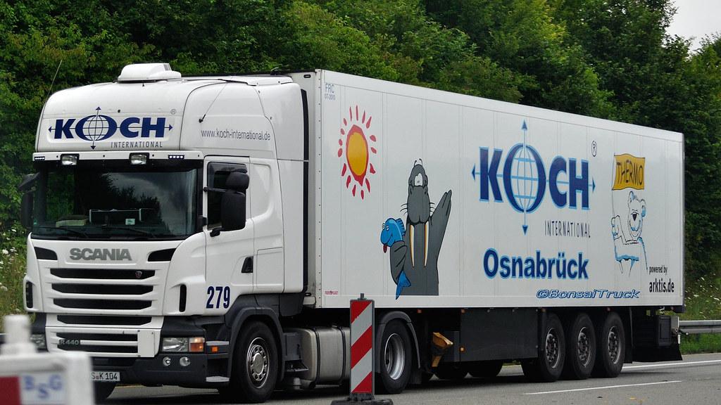 D koch international scania r09 440 tl bonsaitruck for Koch international