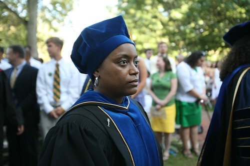 The faculty process | by William & Mary Photos