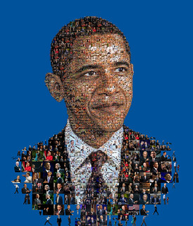 President Obama for Huffington Magazine | by tsevis