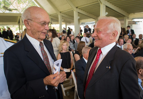 Neil Armstrong Family Memorial Service (201208310001HQ) | by NASA HQ PHOTO