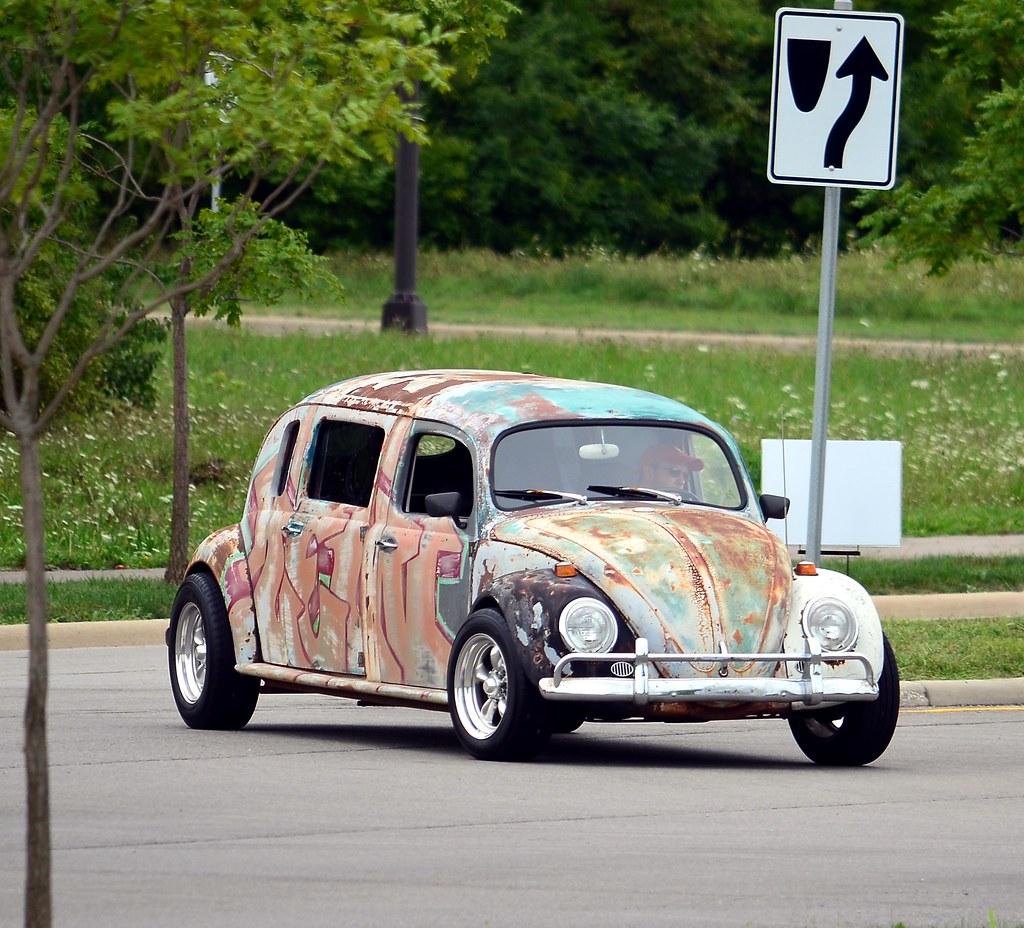 1966 Vw Beetle Custom 4 Door Scott597 Flickr