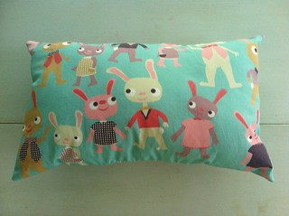 Finished pillow | by Spoonflower Fabrics