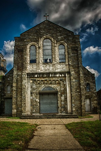 church closed | by garyreed