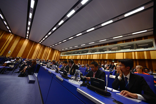 Overview 1331st BOG Meeting (01611119) | by IAEA Imagebank