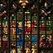 Prague : Stained glass / St. Vitus Cathedral / Katedrála svatého Víta - 10/10