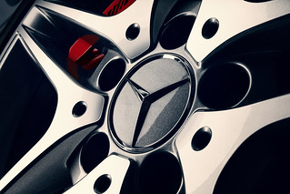 MB C63 AMG PPP Wheel | by ksten