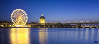 FRANCE - Toulouse, Quais de la Daurade | by Jo*DNo