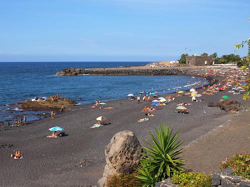 Playa jard n puerto de la cruz tenerife pics by jack mon flickr - Playa puerto de la cruz tenerife ...