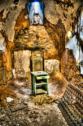 Eastern State Penitentiary Prison - Philadelphia PA | by mbell1975