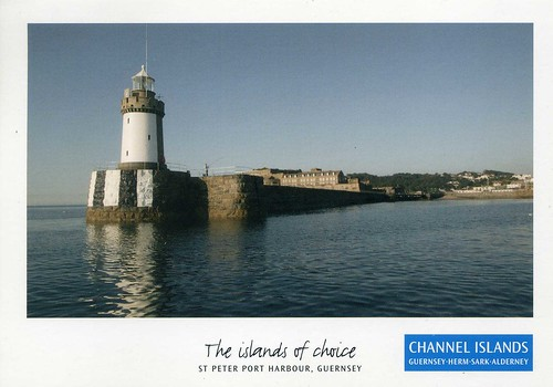 St Peter Port Lighthouse, Guernsey | by ichabodhides