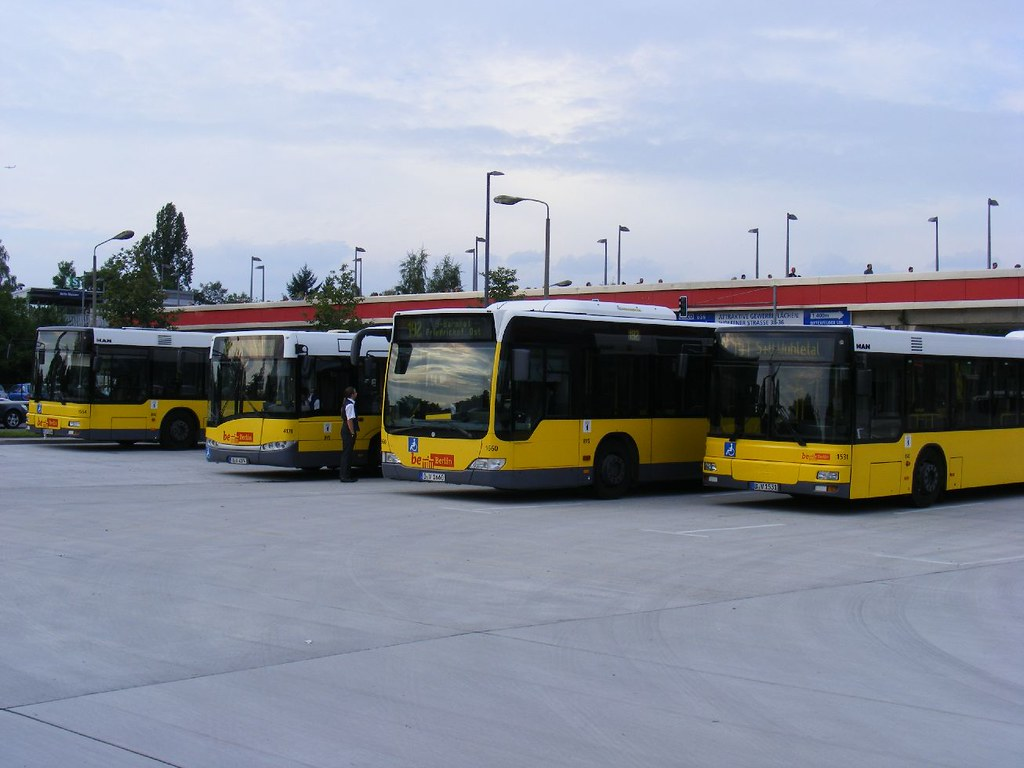 berlin marzahn man mercedes citaro and solaris buses of b flickr. Black Bedroom Furniture Sets. Home Design Ideas