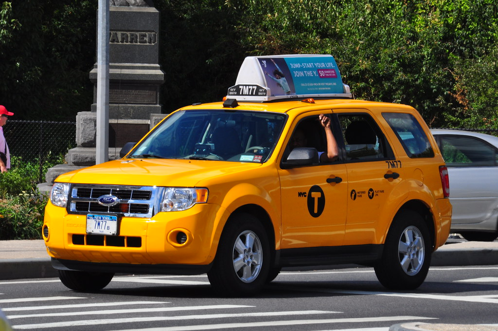 ford explorer hybrid nyc taxi triborough flickr. Black Bedroom Furniture Sets. Home Design Ideas