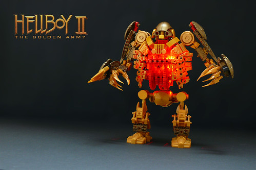 Hellboy Ii The Golden Army Robot Oh Yes It S Done I