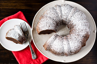 Boozy Chocolate Bundt Cake | by Courtney | Cook Like a Champion