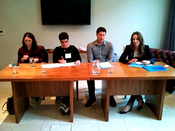Panel discussion on the future of UK personal finance blog