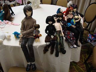 Lots of BJDs | by vhdangel