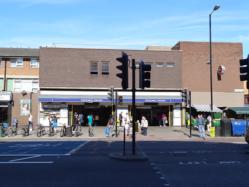 06 - Stockwell Station | by Randomly London