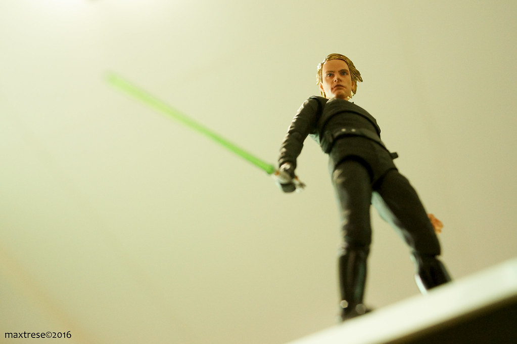 SHF figuarts luke skywalker