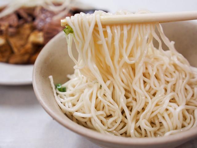 新北/中和/板橋–簡單卻美味–莒光路福州乾拌麵