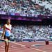 Keisuke Ushiro had a love story with the public during the Decathlon - London 2012