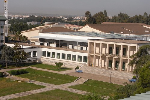 Biblioteca Universitaria Rabanales
