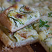 Parmesani-suvikõrvitsapirukas / Courgette and parmesan tart
