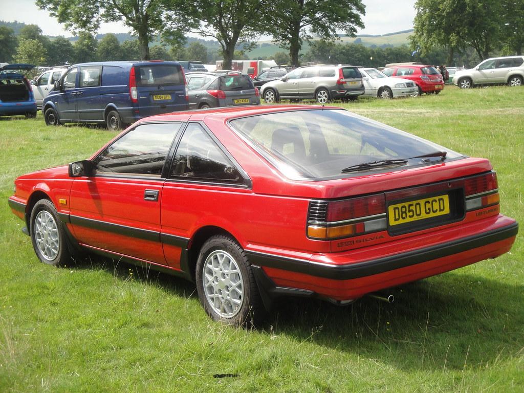1987 Nissan Silvia Turbo Zx Alan Gold Flickr