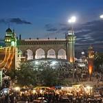 Mecca Masjid (Hyderabad) During Ramadan